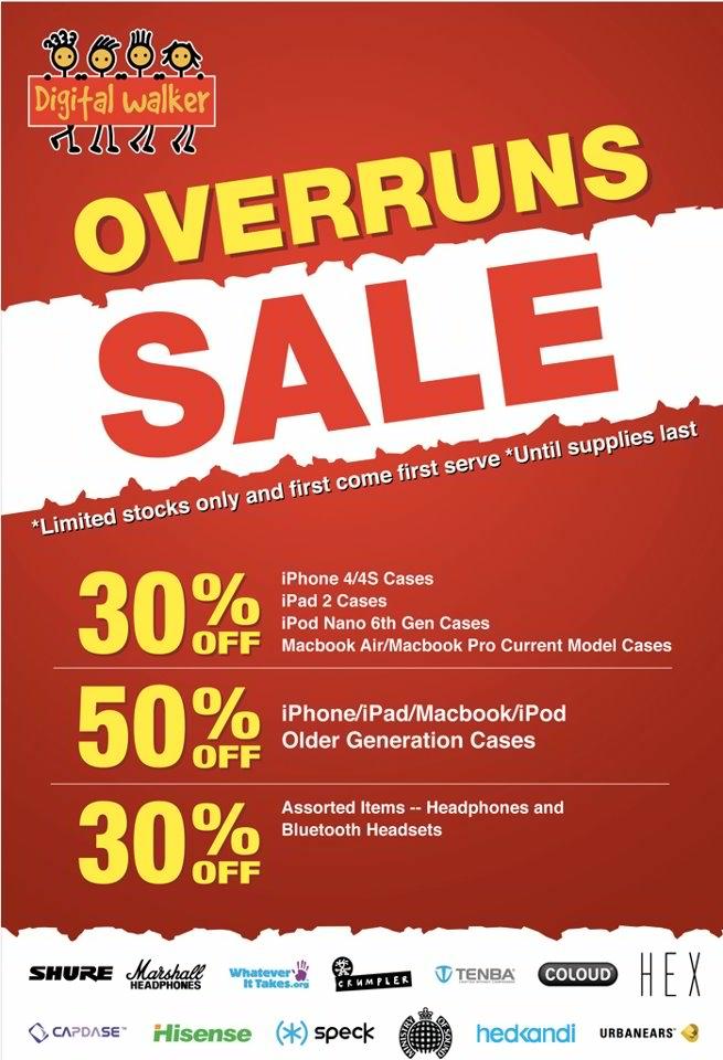 44fc44c63ed Manila Shopper  Digital Walker s Overruns SALE