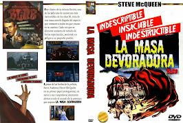 Carátula de La masa devoradora 1958