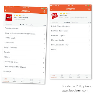 FOODPANDA App Delivers Right at your Doorstep