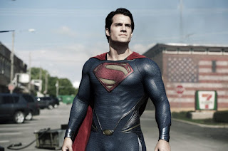superman man of steel 2013