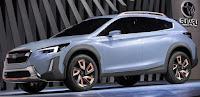 Yeni Subaru SUV