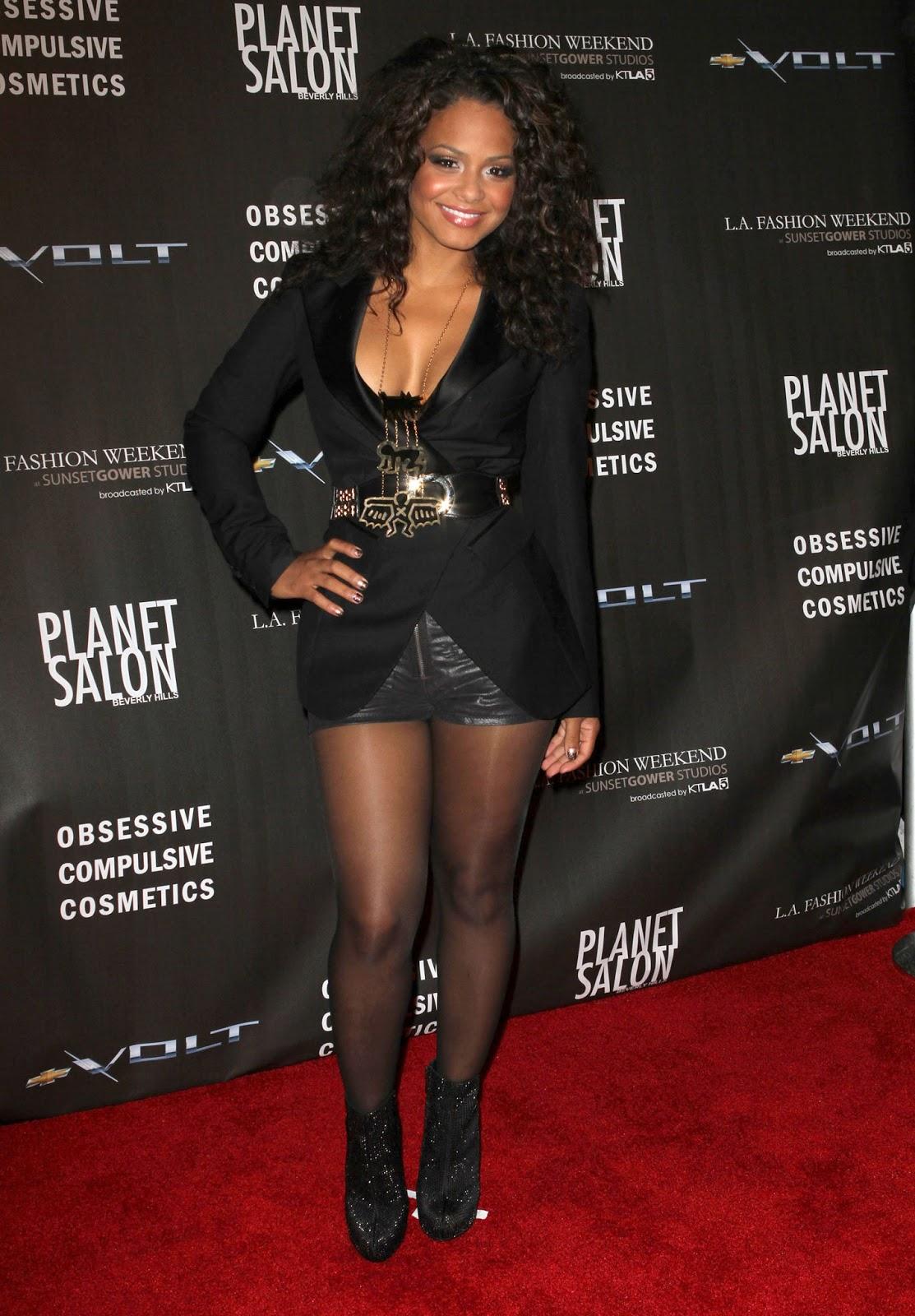 Nylon Celebrities: Christina Milian