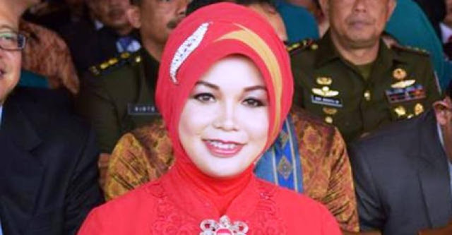 Berstatus ASN, Siti Atikoh Dilarang Dampingi Kampanye Ganjar