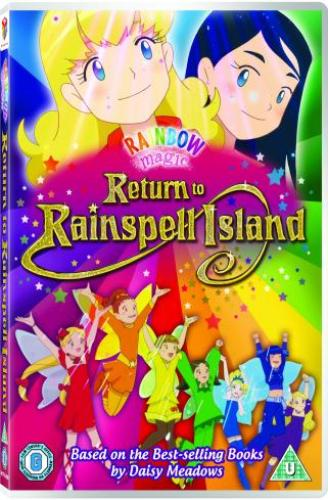 Hollywood Movie Rainbow Magic Return To Rainspell Island