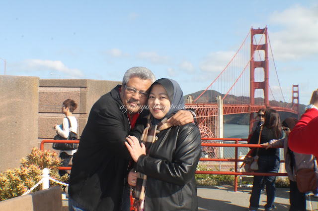 USA Part 3: Let's Conquer Golden Gate Bridge