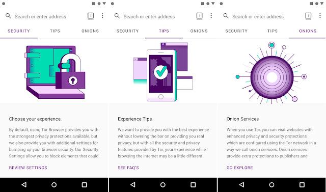 Cara Menggunakan Tor Terbaru di Android