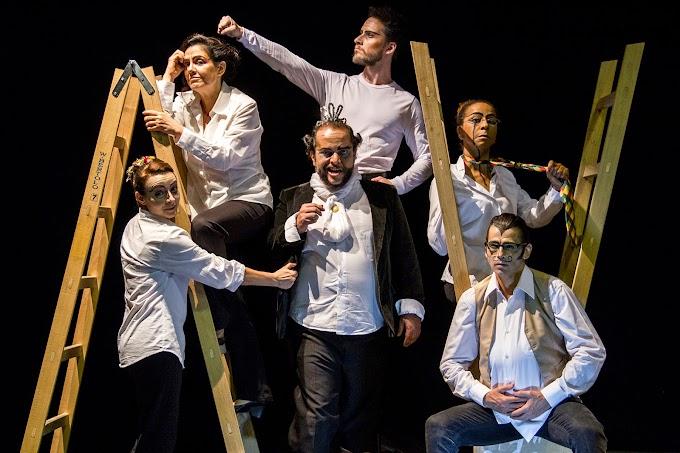 Michel III - Uma Farsa à Brasileira estreia no Teatro dos Arcos