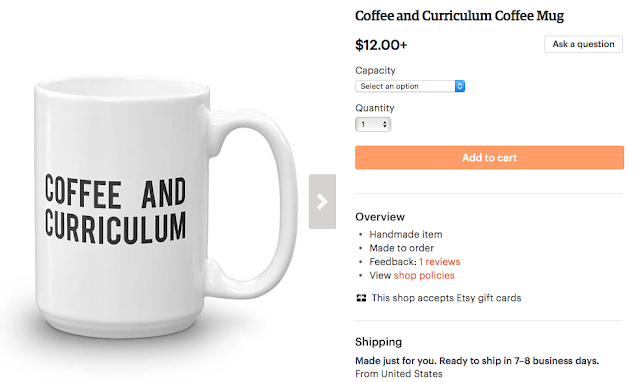 Coffee and Curriculum Coffee Mug