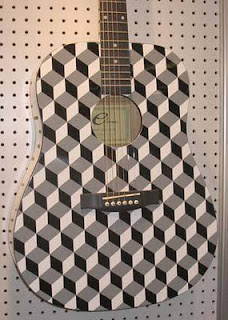 guitarra acustica rara