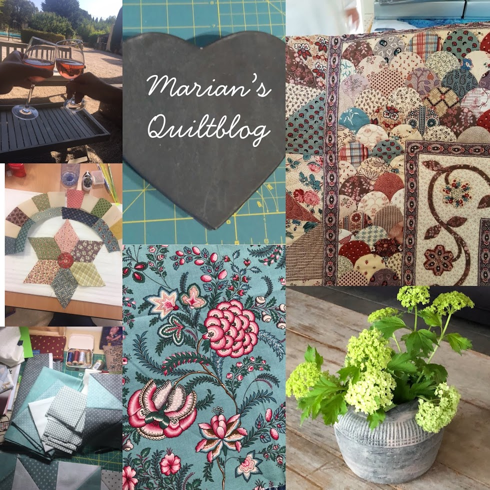 Marian's Quiltblog