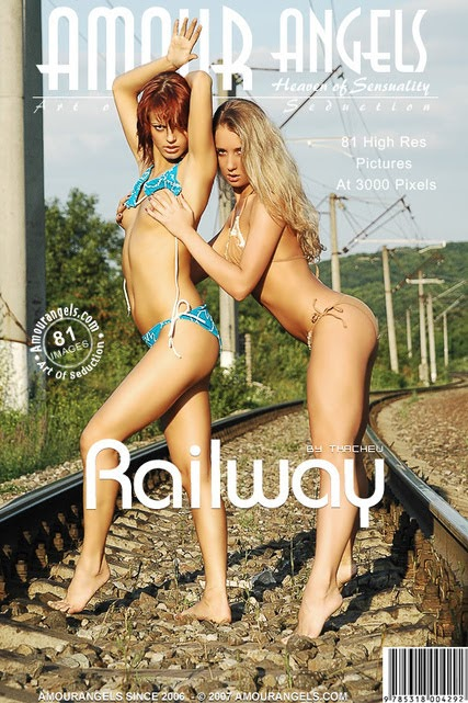 [AmourAngels] Sofia, Sabrina - Railway