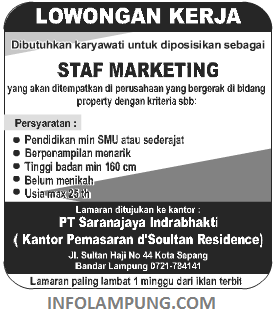 Lowongan Pekerjaan Sukabumi 2013 Lowongan Kerja Lowongan Cpns Kabupaten Sukabumi 2013 Lowongan Kerja Lampung Perusahaan Yang Bergerak Dibidang Properti