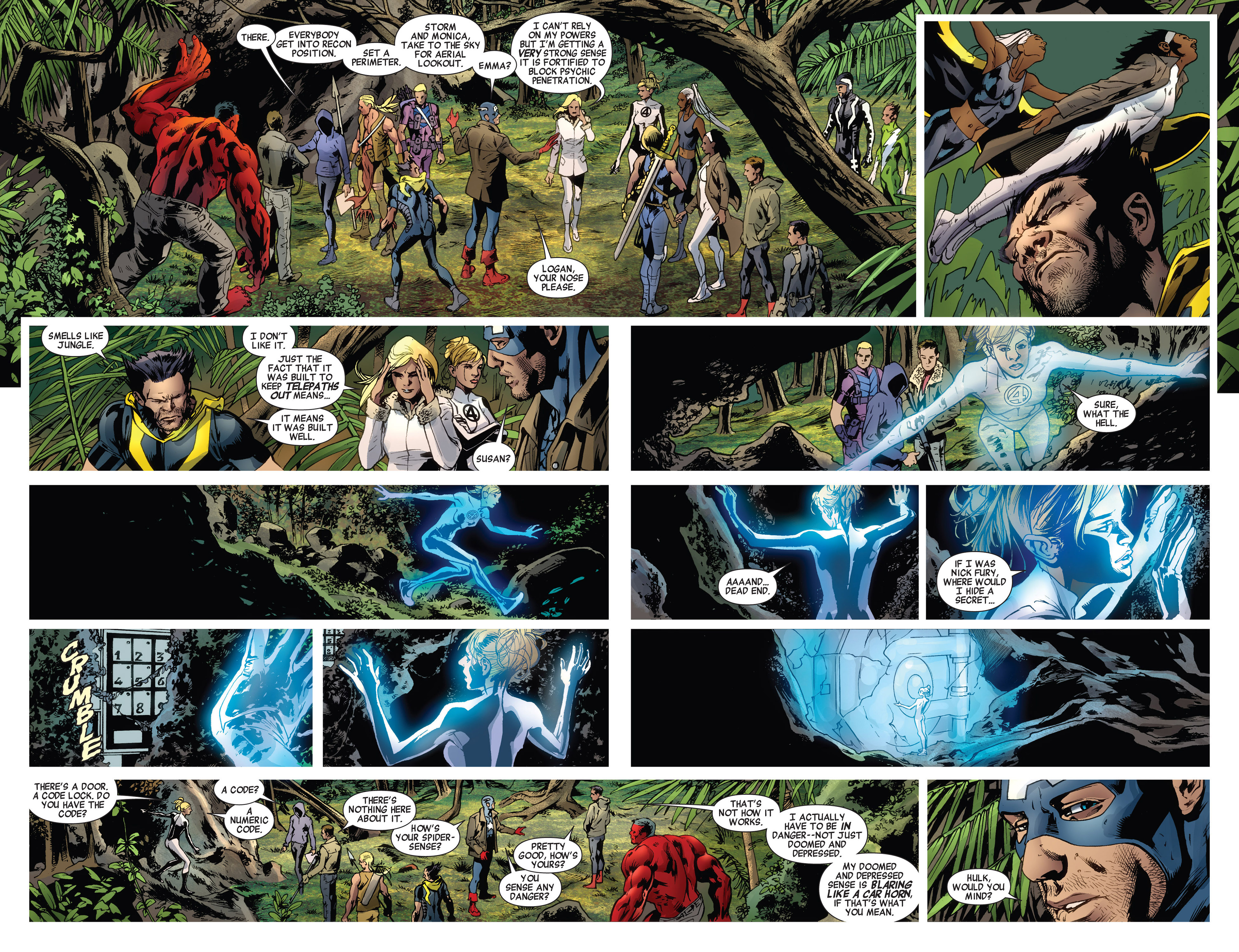 Read online Age of Ultron comic -  Issue #5 - 7