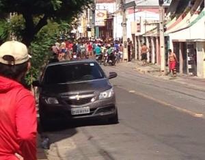 Sobral receberá reforço de trinta policiais após a marcha promovida por gangues