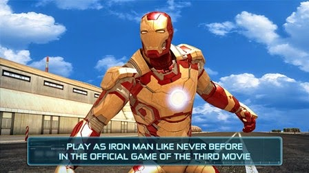 Iron man android download
