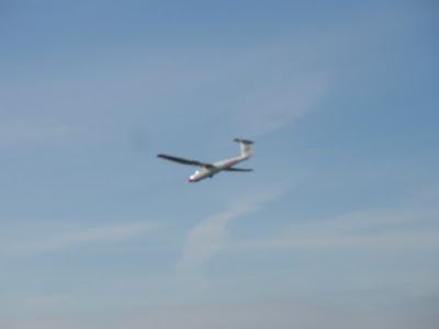 Another attempt to get that perfect photo of a glider