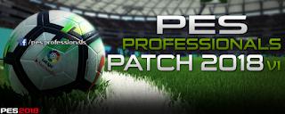 [PES 2018 PC] PES Professionals Patch 2018 v1