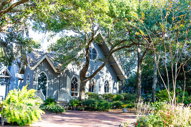 Bald Head Island Chapel