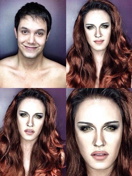 Make-Up Transformations,