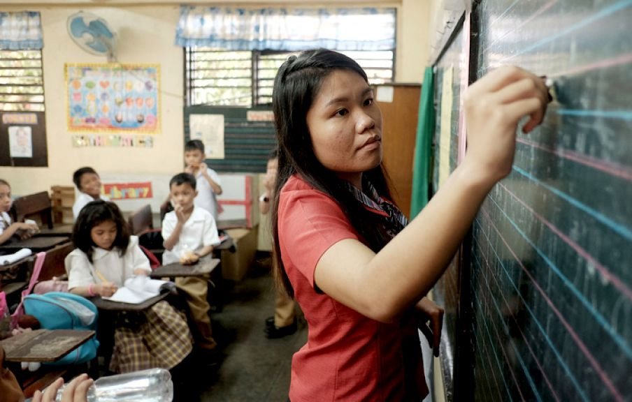 Double Salary Bonus for Public Teachers