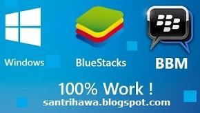 Cara Mudah Install BBM di PC/Laptop 100% Work all Windows