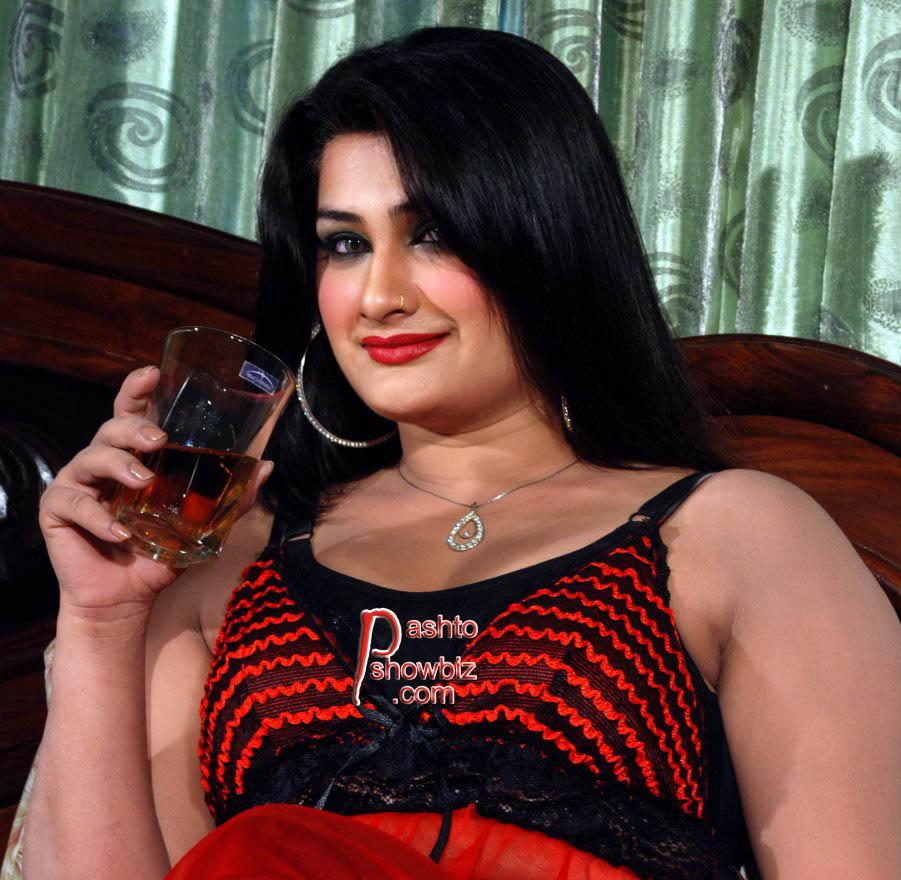 New Pashto Film Actress Chanda Wallpaper