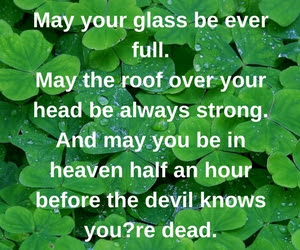 St. Patrick's Day 2018 Saying Images
