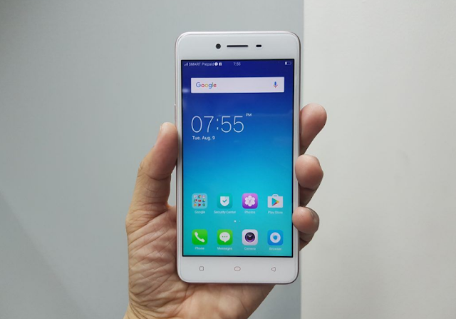 How to Flash OPPO A37 A37F