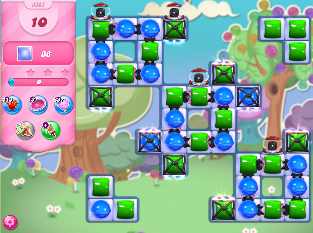 Candy Crush Saga level 3303