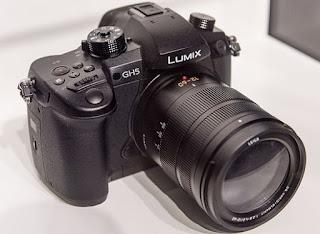 Panasonic Lumix DC-GH5 Camera