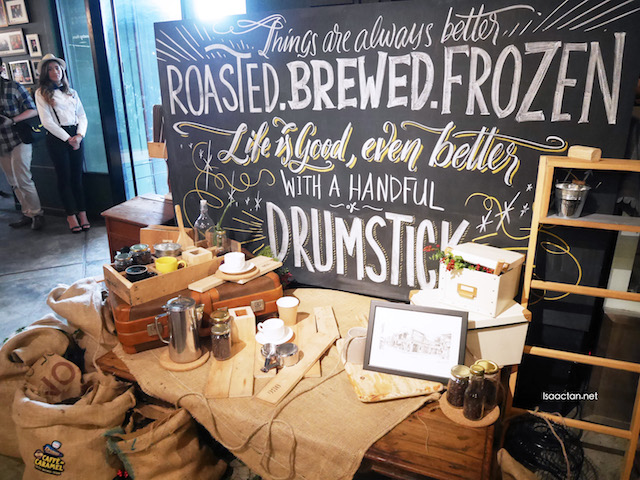 Roasted - Brewed - Frozen
