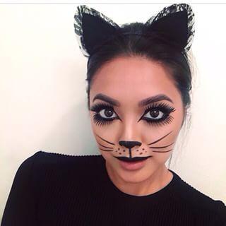 Imagenes De Disfraz Para Halloween 2018 Descargalo En Imagenes - Disfraz-de-gata-para-halloween