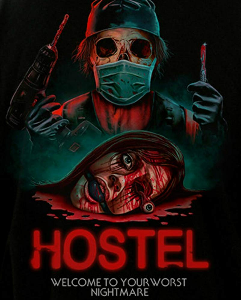 Hostel (2005) Dual Audio Hindi 330MB BluRay 480p