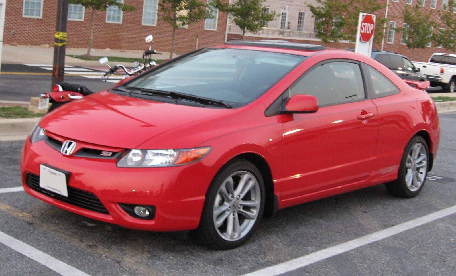Honda Civic 2010 Coupe