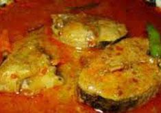 Resep masakan indonesia gulai ikan tongkol spesial (istimewa) praktis mudah gurih, sedap, enak, nikmat lezat