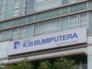 Alamat Bank ICB Bumiputera Tbk - Alamat Kantor Bank