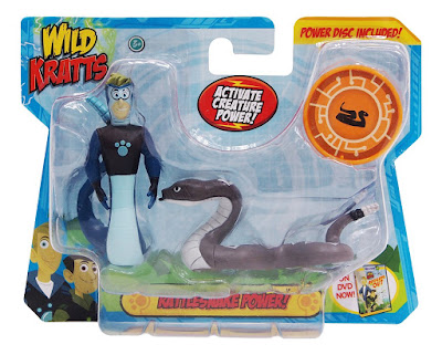 New Age Mama Wild Kratts Wild Reptiles Dvd And Companion