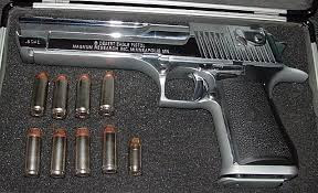 Desert Eagle 50 Action Express
