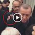 Erdoğan'ın omzuna toz kondurmayan koruma