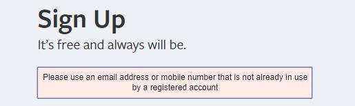 كيف يمكنني حذف رقم الهاتف من حساب فيس بوك معطل؟