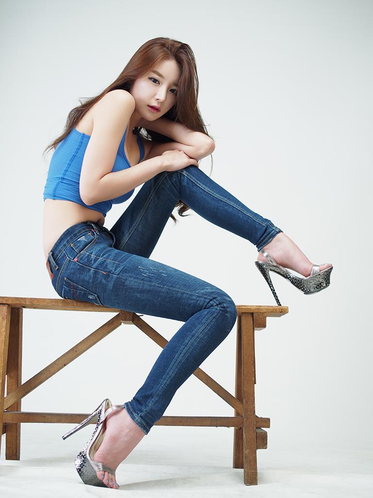 Performance Auto Body >> Charming Lee Eun Seo – Iam Sexy