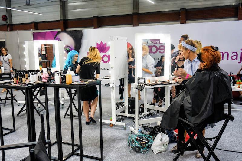 meet beauty 2017, konferencja beauty, beauty bloger, blogerka beauty, bitwa na pędzle, konkurs na makijaż