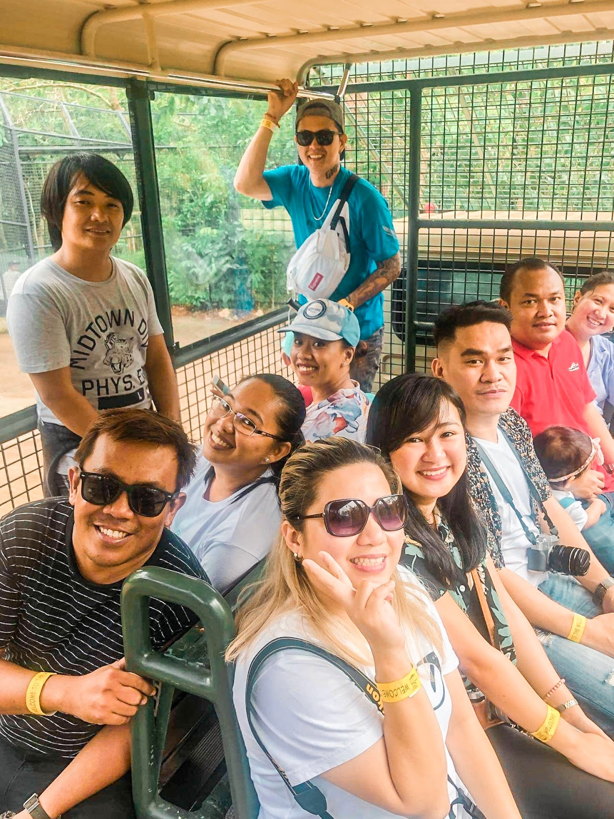 Cebu Safari and Adventure Park: Adventure Rides + Safari Camp