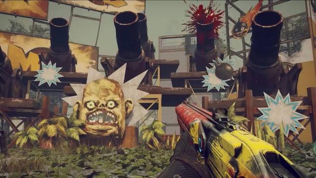 """""""RAGE 2"""" Game bắn súng hành động 2019"""
