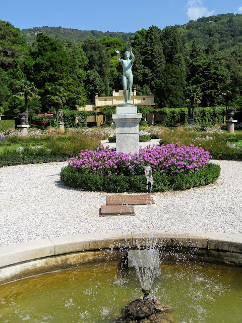 What to see in Trieste: The gardens at Castello di Miramare
