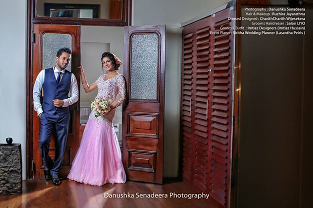 Srilanka Wedding : Maheshi Madushanka's Engagement