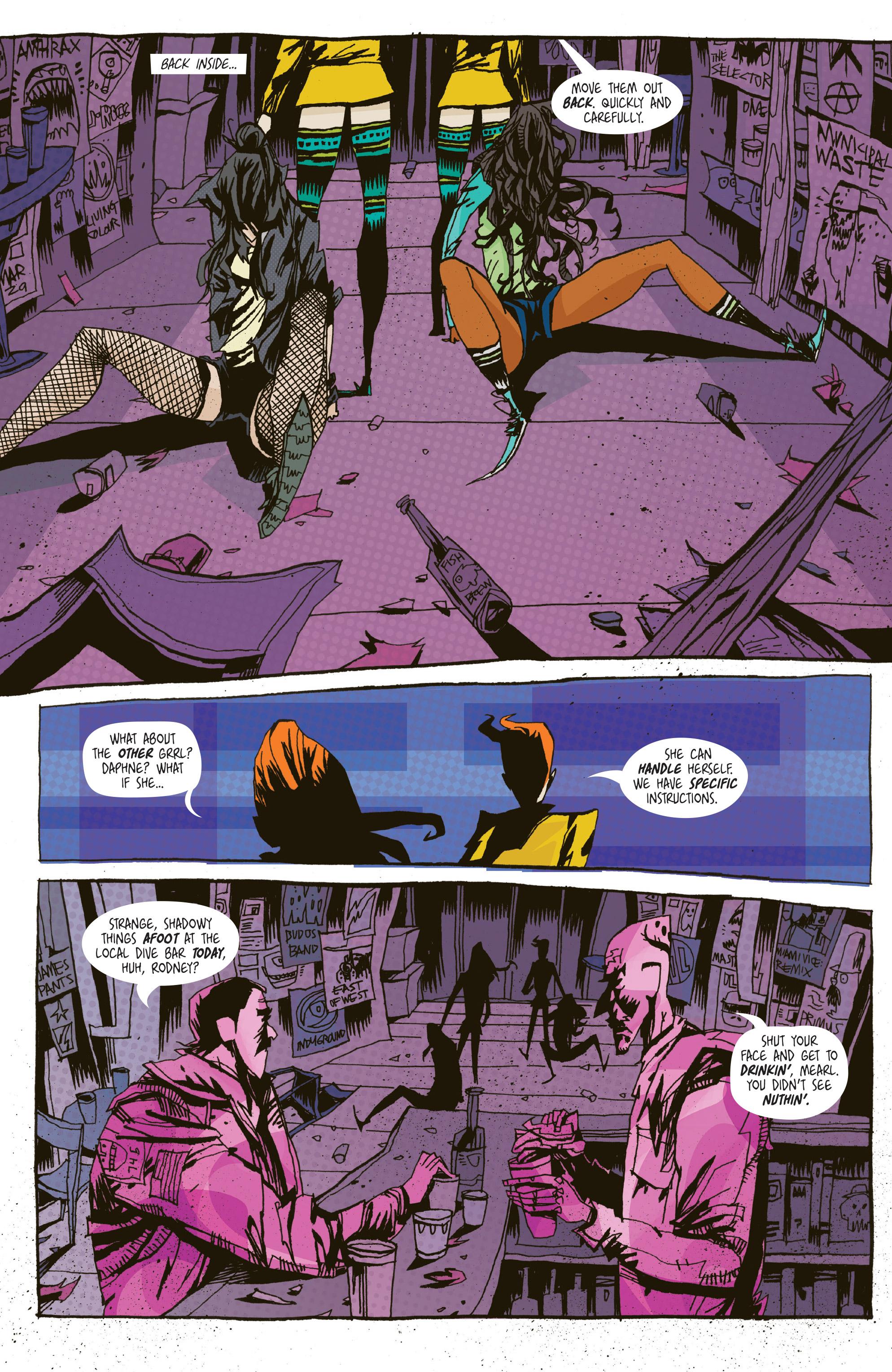 Read online Grrl Scouts: Magic Socks comic -  Issue #2 - 19