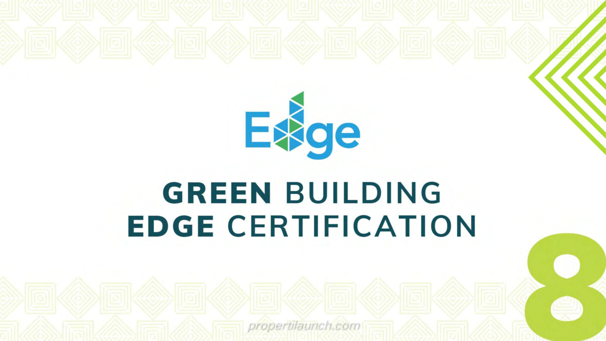 EDGE - Green Certified Building