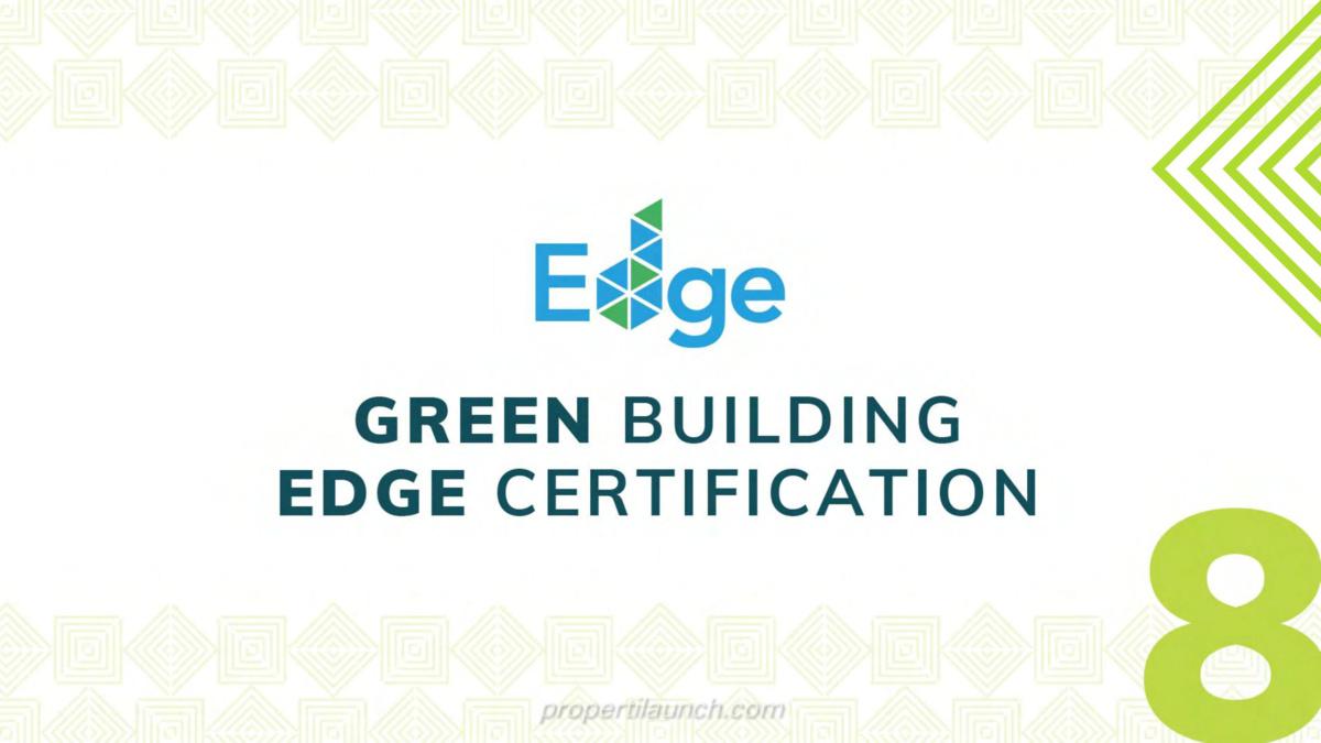 EDGE - Green Certified Building