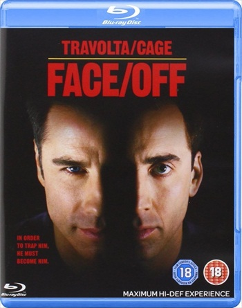 Free Download Face Off 1997 Dual Audio Hindi  BluRay 400mb